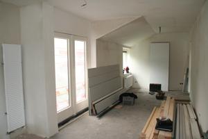 aanbouw huis woning uitbouw